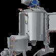 Vákuový varný kotol / koncentrátor s integrovaným kondenzačným systémom ExtraVac