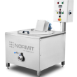 Objemový pasterizátor, zariadenie pre termizáciu, zariadenie pre spracovanie zákvasu NORMIT BTV