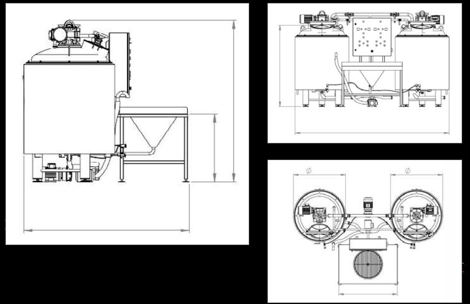 Vacuum cooker NORMIT