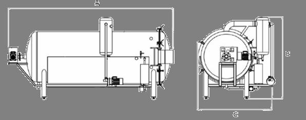 Vacuum honey dehydrator - NORMIT